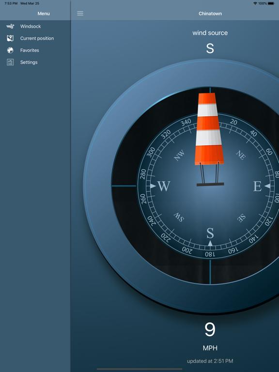Windsock - Wind direction screenshot 8