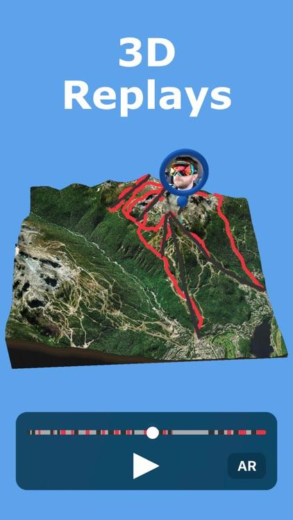 Slopes: Ski & Snowboard screenshot-4