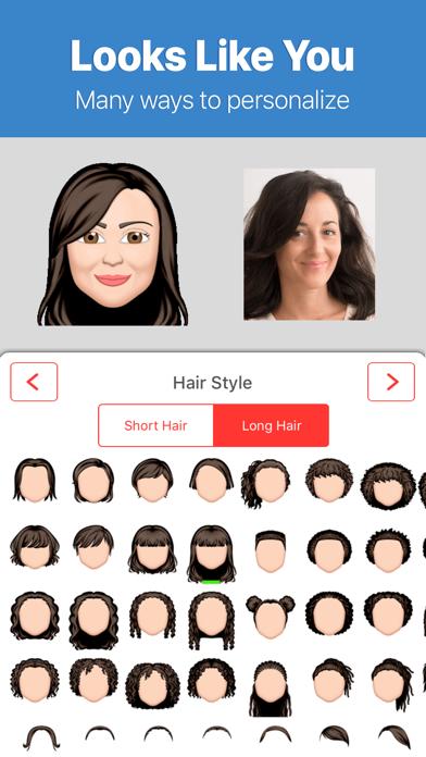 Emoji Me Animated Faces Screenshot