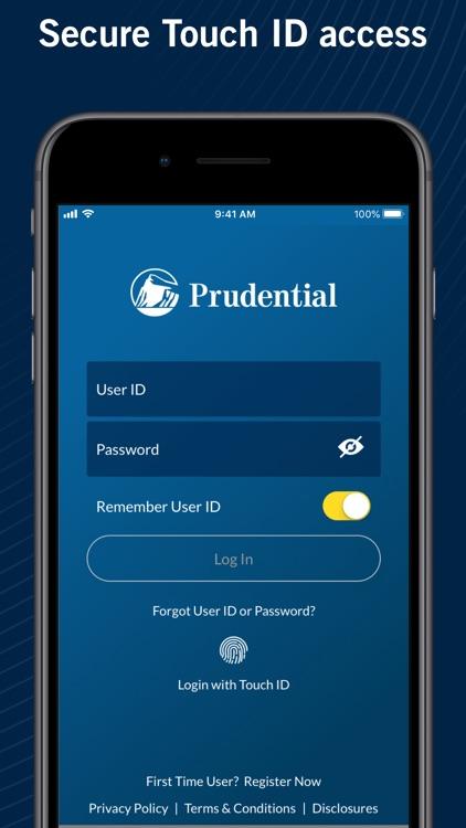 Prudential Retirement screenshot-0