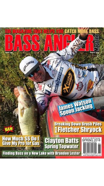 Bass Angler Magazine screenshot-4