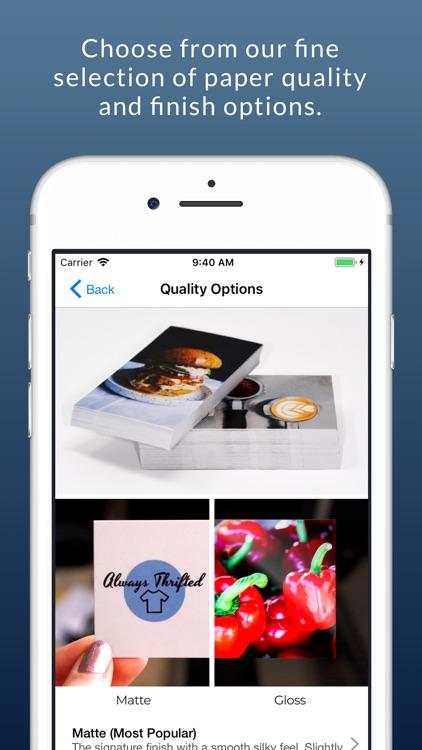 Business Card Maker & Logo App screenshot-6