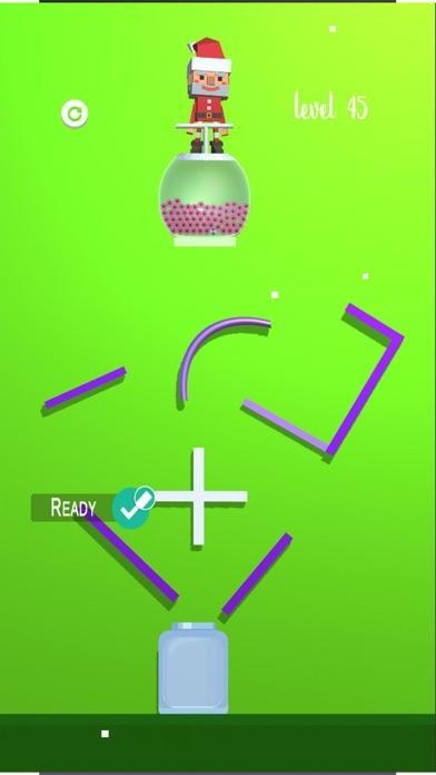 sand balls fill color 3D screenshot 7