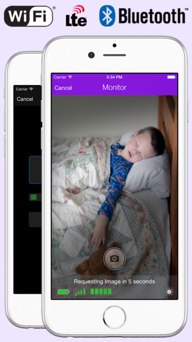 iSitter Baby Monitor