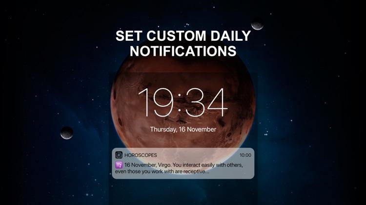 Horoscopes – Daily Horoscope screenshot-3