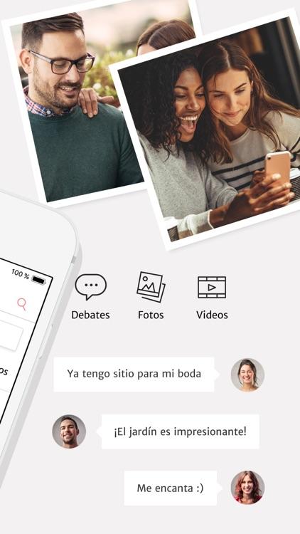 Bodas.net screenshot-7