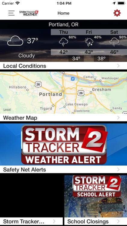 KATU Weather screenshot-4