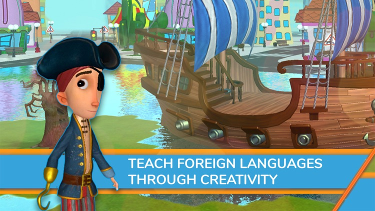 MovieToons - Language learning screenshot-0