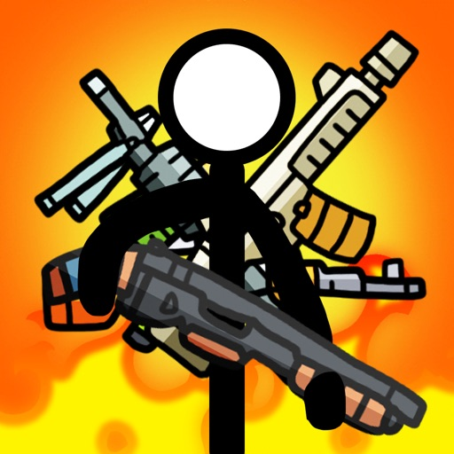 Idle Stickman free software for iPhone and iPad