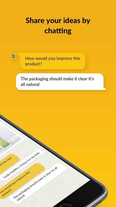 Streetbees screenshot two