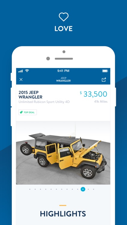 Carvana: Buy Used Cars Online screenshot-3