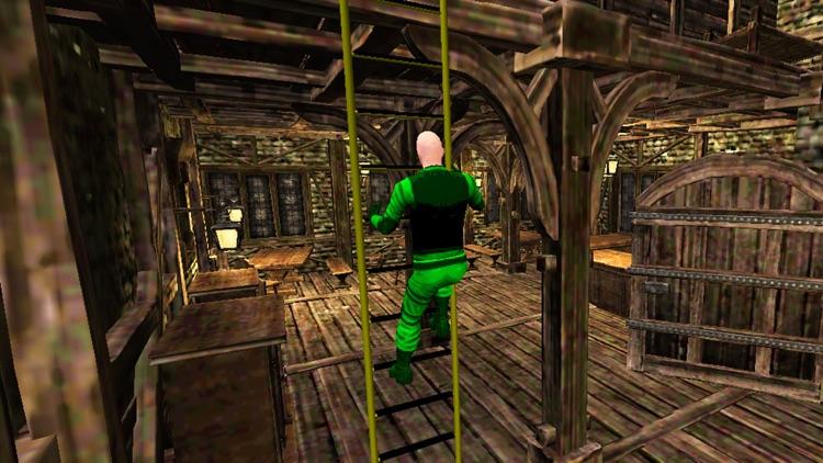 Baldi Thief Simulator
