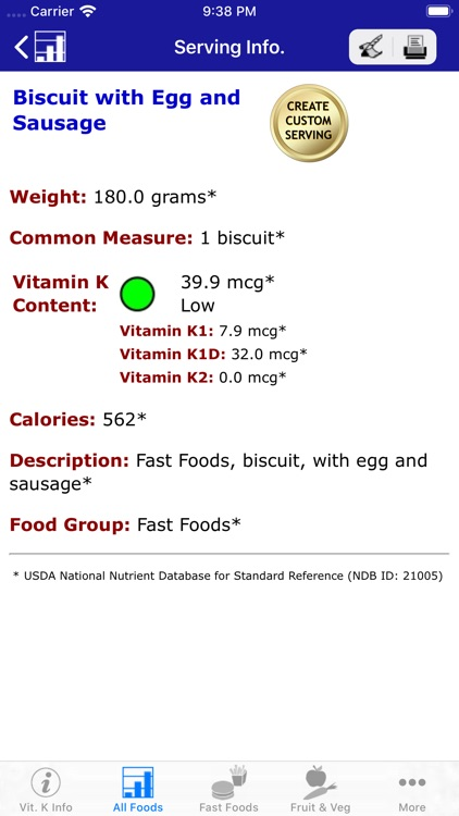 Vitamin K screenshot-2