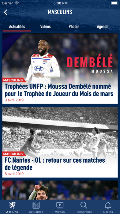 download Olympique Lyonnais apps 2