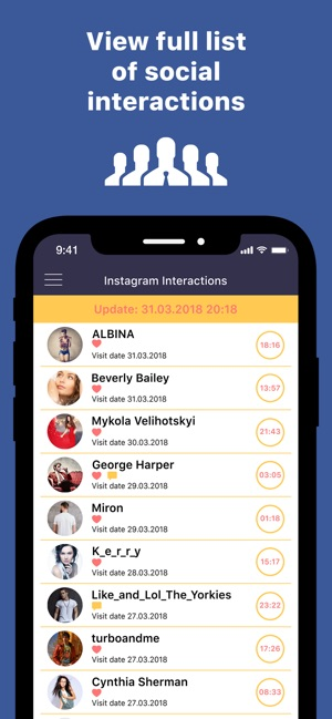 Social Spy - For your Networks on the App Store