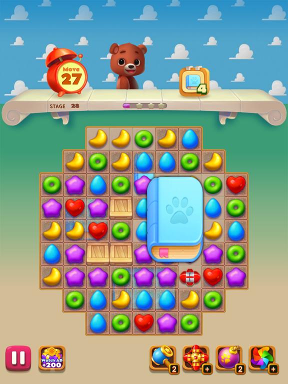 Toy Bear Sweet POP screenshot #8