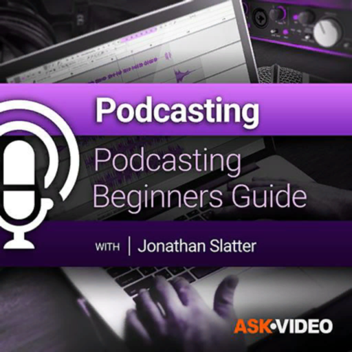 Beginner Podcasting Course