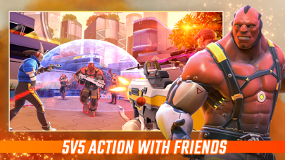 Shadowgun War Games - PvP FPS screenshot 3