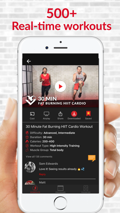 HASfit: Home Workout Routinesのおすすめ画像2