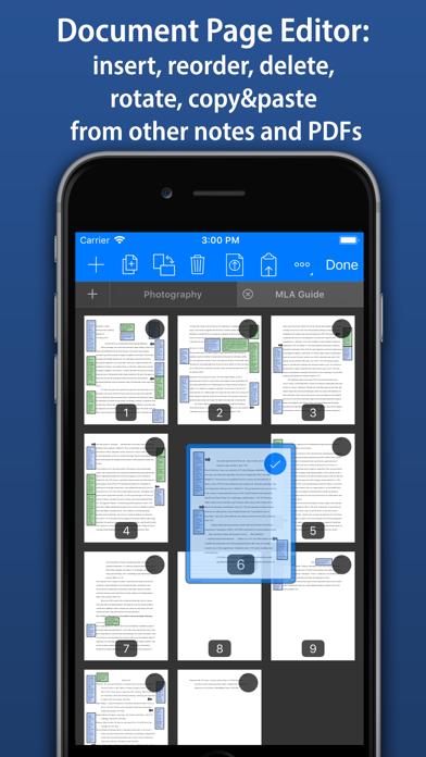 Notes Writer -Take Good Notes! screenshot three