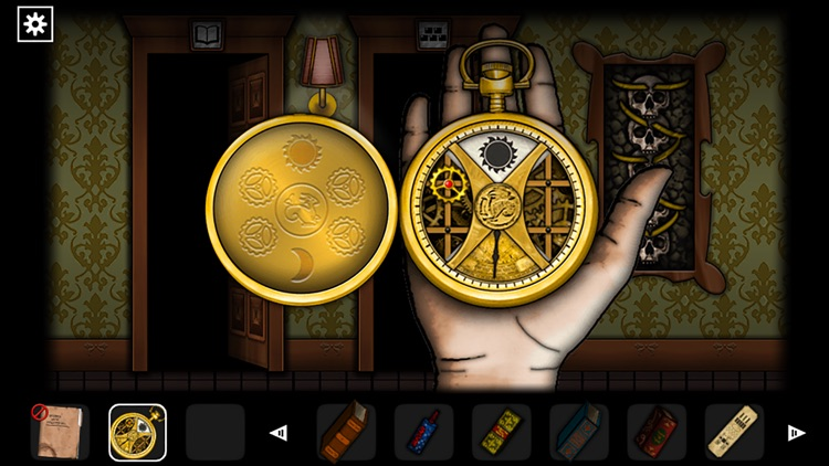 F.H. Disillusion: The Library screenshot-3