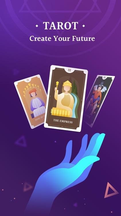 Mirror Tarot - Daily Card Read