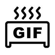GIF Toaster - Photos, Burst, Video to GIF Maker icon