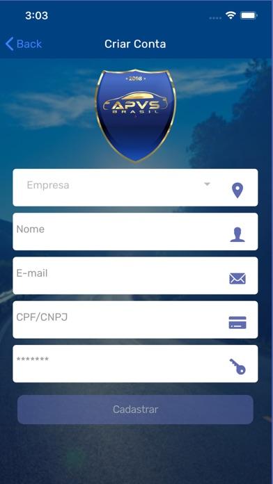 APVS Brasil Área do Associado screenshot 2