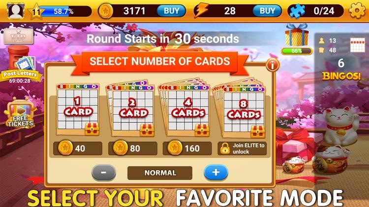 Bingo Smash-Lucky Bingo Travel screenshot-0