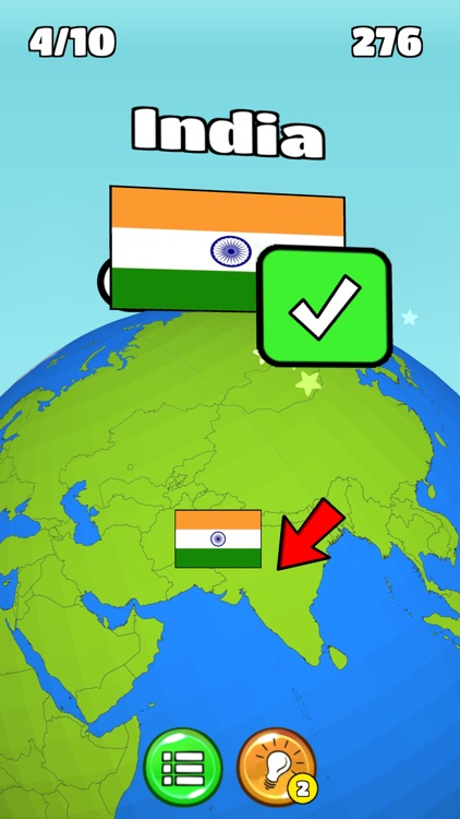 Geography Quiz! screenshot-0