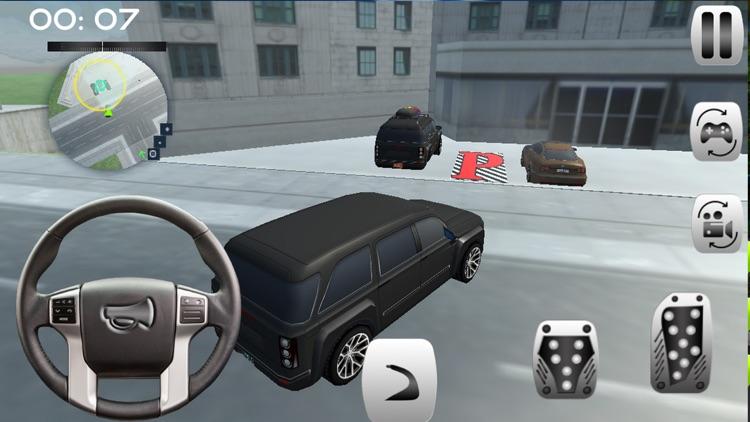 Prado Car Simulator 2021 screenshot-6