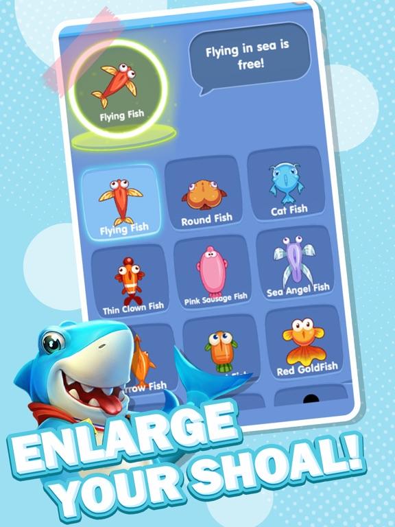 Fish Go.io - Be the fish king screenshot 9
