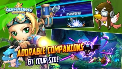 Genki Heroes screenshot three