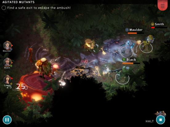 Xenowerk Tactics screenshot 5