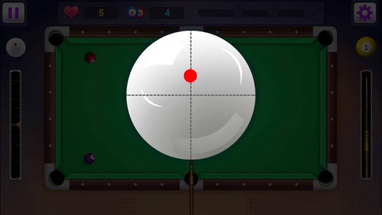 billiard club-ball pool games screenshot-5