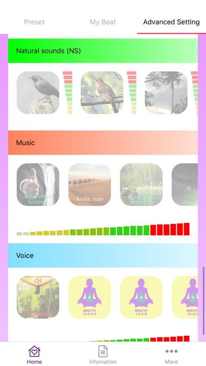 Suandok sound therapy screenshot-5