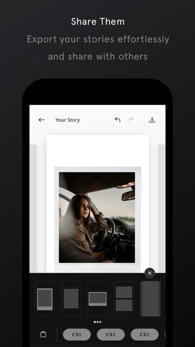download Unfold — Editor de Historias apps 0