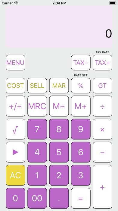 iCalc Pro: General Calculator