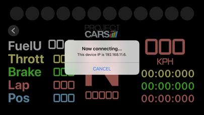 Sim Racing Dash for PCars 2 screenshot 4