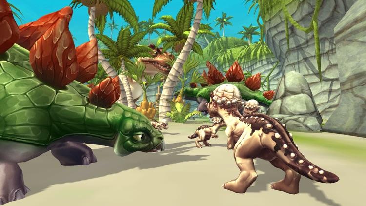 VR Jurassic Dino Park World screenshot-3