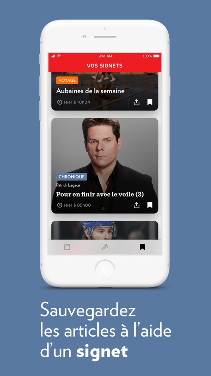La Presse screenshot-6