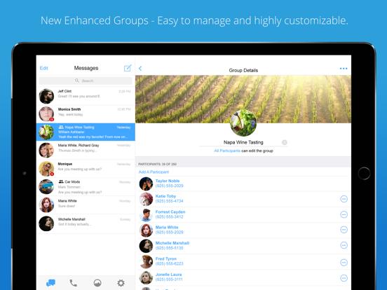 iPad Image of Message+