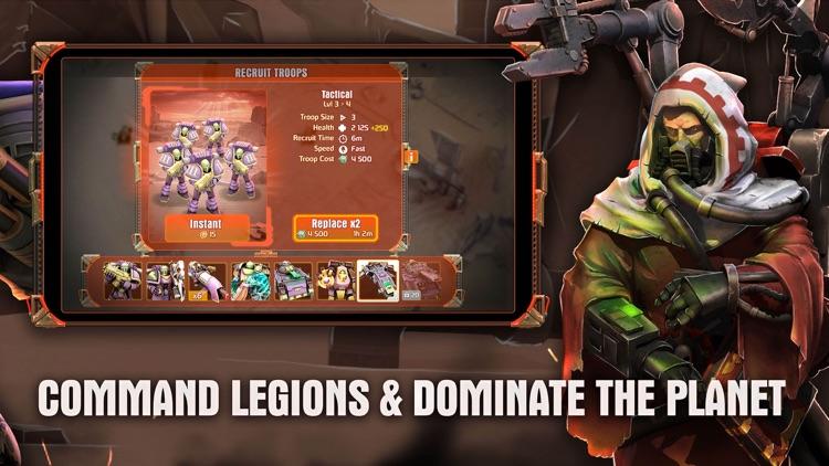 The Horus Heresy: Drop Assault screenshot-3