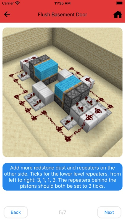 Redstone Guide - for Minecraft