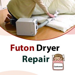 Futon Dryer Repair Customer