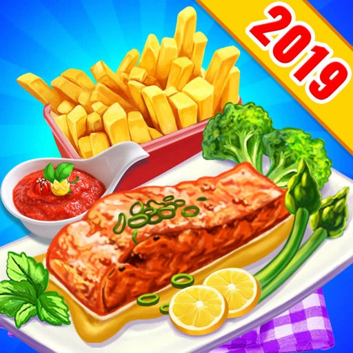 Cooking Day Restaurant Game iOS App