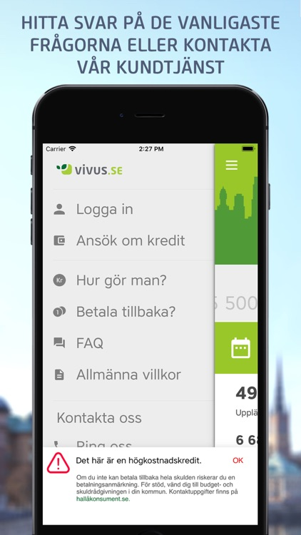 Vivus.se screenshot-4