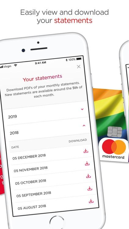 Virgin Money Credit Card screenshot-4