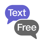 Text Free: Free Texting + Calling + MMS icon
