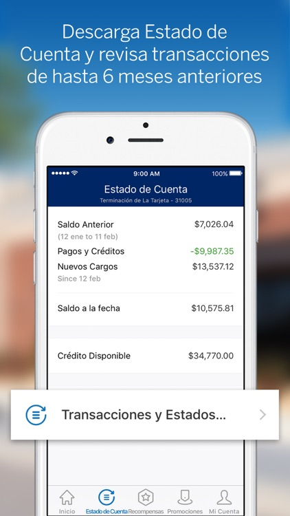 Amex México screenshot-3